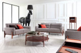 高品質の現代ファブリックソファーの従来のソファー