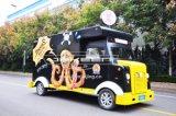 Nagelneues Nahrungsmittel-LKW-mobiles Nahrungsmittelauto-elektrisches Verkauf-Auto
