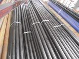黒い包装はAPI 5L ASTMを継ぎ目が無いですか溶接された鋼管配管する
