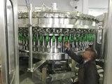 Completare la riga per il riempimento della bevanda gassosa
