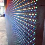 Tür-Kopf LED-Bildschirmanzeige der Farben-P13.33 sieben