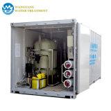 ROシステムによるフルオートの水処理設備
