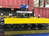 7つの進水の骨によって形づけられるピッツバーグLockformer機械を作りなさい