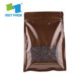Производитель с герметичными застежками PLA пластиковый мешок для кофе упаковка мешок кукурузы крахмал на основе поддающихся биохимическому разложению мире биоразлагаемую бутылку для подушки безопасности подушки безопасности
