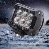Inondazione della barra chiara del LED che guida i baccelli dell'indicatore luminoso di nebbia LED fuori dall'illuminazione della strada per il crogiolo di camion 4X4 del Ute ATV di SUV