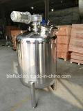 De sanitaire Frisdrank die van het Roestvrij staal Tank mengen met Hoogste Mengapparaat