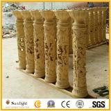 Upper Flowepotの普及したYellow Sandstone Sculpture