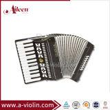 Instrument de musique de gros 25 16 clés Bass accordéon Piano