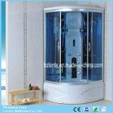 Cabina de ducha de vapor con bandeja elevada (LTS-8209)