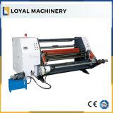 Composé de refendage à haute vitesse automatique de papier de la machine avec l'arbre de patinage