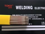 TokoのブランドE309 E312 E316のステンレス鋼の溶接棒