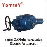 Zamulti-draai Elektrische Actuator van de Klep van de Reeks