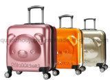 OEM Voyage ABS Enfants Valise de roue de l'ours de bagages
