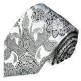 新しい方法Paiselyのデザインによって編まれる絹のネクタイ