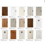 Küche-Schränke des modernen Entwurfs-(V2-K001) für Wohnungs-Projekt