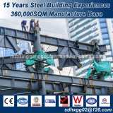 Utilização de aço ASTM usando a norma americana 30X30 Prédio de Metal