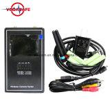 Mini drahtloser Kamera-Hunter-voller Band-Bildabtaster-Bild-Bildschirmanzeige-multi drahtloser Kameraobjektiv-Signal-Programmfehler-Detektor Voll für Sicherheit