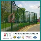 高い安全性の塀358の網の塀か溶接された金網のパネル