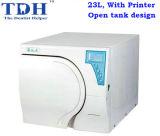 23L LCD Display Secure Dental Autoclave mit Printer (BTD23)
