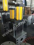 Changeur d'écran hydraulique de l'extrudeuse en plastique pour faire fondre la filtration de polymère