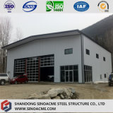 Estrutura de aço Preengineered Sinoacme edifício para Hangar de aeronaves