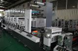 Máquina de impressão de etiquetas tipografia