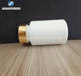 Bottiglia candida della plastica del PE di imballaggio di plastica del tondo 120ml