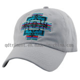 Confortável algodão lavado bordado bordado Golf Sport boné de beisebol (TMB0835)
