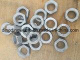 순수한 Molybdenum Nut 또는 Washer 또는 부시