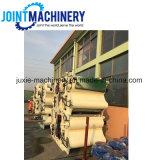 Текстильная ткань отходов перерабатывающая установка