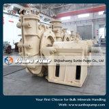 La haute pression haute capacité de traitement des minéraux de la pompe centrifuge/pompe d'exploitation minière