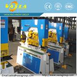 Quasi 30 Years Manufacturing di Iron Worker Machine, Professional Hydraulic Iron Worker Machine Producer