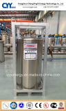 Cilindro industrial do vaso Dewar do argônio do nitrogênio do oxigênio líquido do vaso Dewar