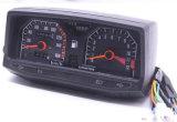 Ww-7206 ABS van de Motorfiets Wy125 Instrument, de Snelheidsmeter van de Motor,