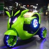 Passeio elétrico dos miúdos do projeto fresco do modelo novo na motocicleta plástica