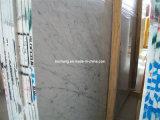 Azulejo de suelo de mármol de Crema Marfil