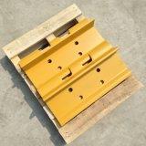 重い装置のブルドーザーの幼虫のブルドーザーの部品のための予備品D8k鋼鉄単一のGrouserトラック靴