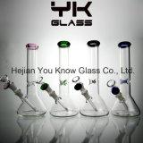 10 polegadas de vidro água cachimbo tubulação de água de vidro tubos de vidro