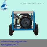 [بورتبل] عال ضغطة فلكة مع إطار وبخار سيارة غسل آلة