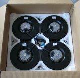 2700 Rpm 60Hz Ventilateur centrifuge à rotor noir avec certificat Ce