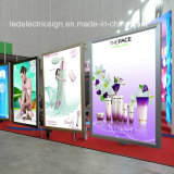 Frame a schiocco Aluminum Frame per il LED Light Box Menu Board Light Panel