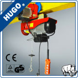 Câble métallique électrique de machines de construction tirant la grue