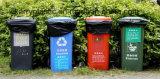 Sacco dei rifiuti del sacchetto di immondizia dell'HDPE