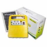 Sistema de energia solar IP65 para casa com painel solar