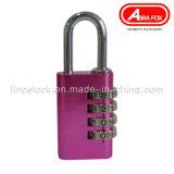 アルミ合金の色の組合せのパッドロックロック(527 -304)