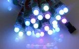 IP68 de fábrica à prova de DC5V piscina 10mm luz de pixel de LED