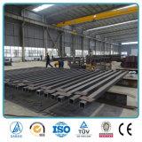 Construction de bâti galvanisée de l'espace d'armature d'acier de construction en vente