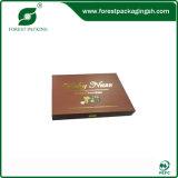 De Brown caixa 2015 de cartão ondulado Ep652566