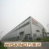 Certificado ISO ligera estructura de acero prefabricada Edificio (WSDSS028)