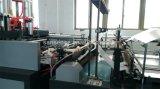 T-shirt Bag fazendo a máquina máquina de corte a frio de quatro linhas